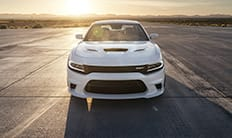 2016 Dodge Charger SRT Hellcat Front View