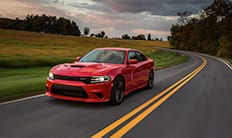 2016 Dodge Charger SRT Hellcat Side View