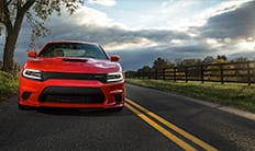 2016 Dodge Charger SRT Hellcat MPG