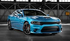 2016 Dodge Charger R/T Scat Pack Front Side View
