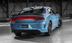 2016 Dodge Charger Rear Park Assist