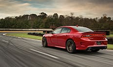 2016 Dodge Charger SRT Hellcat Four Door
