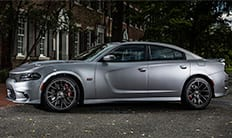 2016 Dodge Charger Brembo Brake System