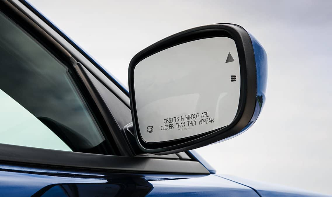 2016 Dodge Charger R/T Mirrors