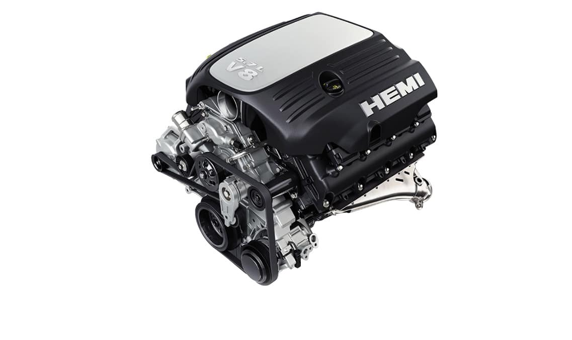 2016 Dodge Charger R/T V8 Engine