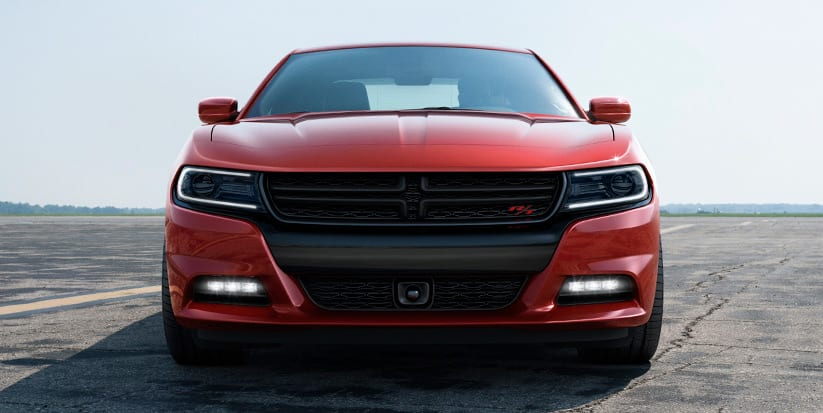 2016 Dodge Charger R/T Road & Track Front View