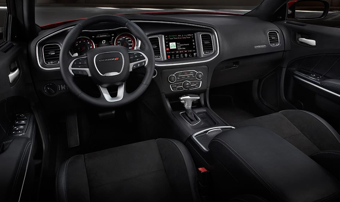 2016 Dodge Charger R/T Road & Track Ventilated Seats