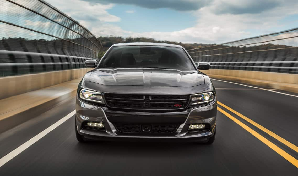 2016 Dodge Charger R/T Road & Track Axle Ratio