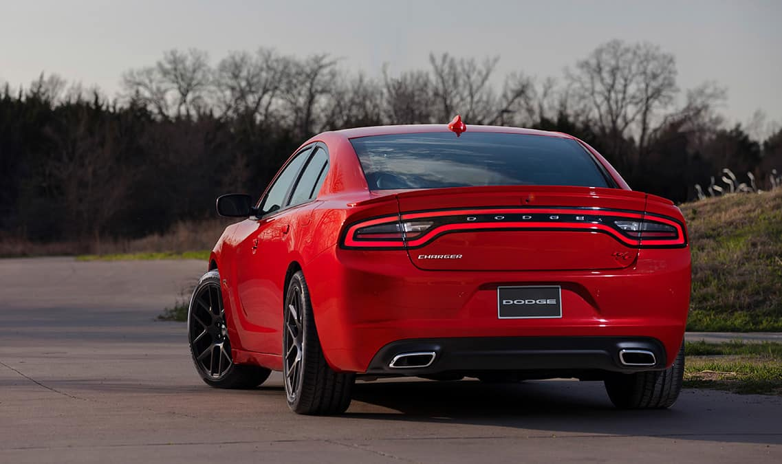 2016 Dodge Charger R/T Road & Track Dual Exhaust
