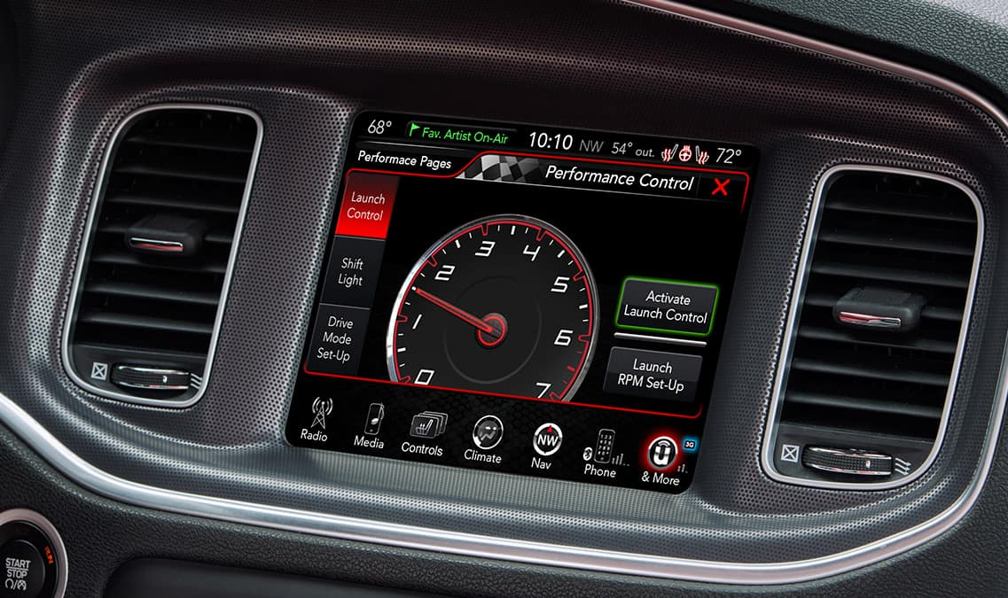 2016 Dodge Charger R/T Road & Track Performance Pages