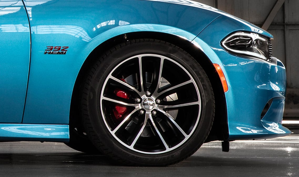 2016 Dodge Charger R/T Scat Pack Brembo Brakes