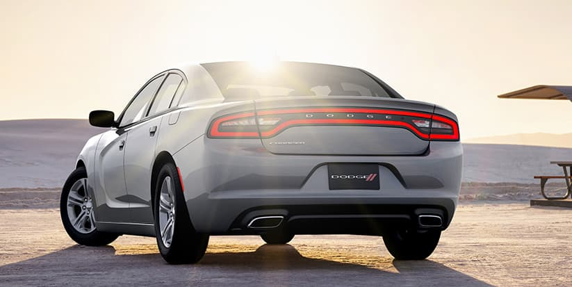 2016 Dodge Charger SE Rear View