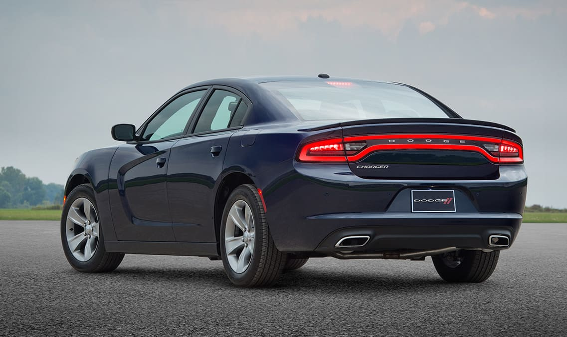 2016 Dodge Charger SE ABS Brakes