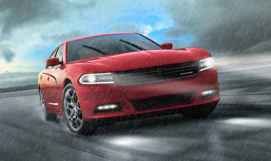 2016 Dodge Charger SE Traction Control