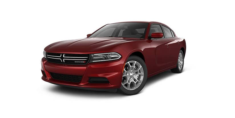 2016 Dodge Charger SE AWD Front View