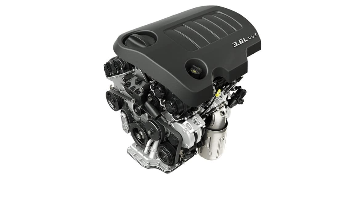 2016 Dodge Charger SE AWD V6 Engine