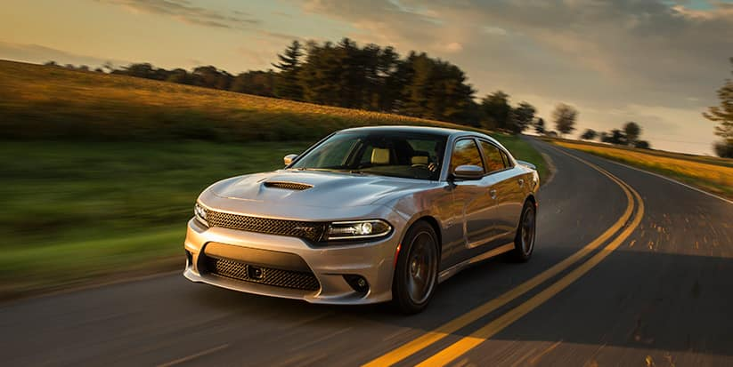2016 Dodge Charger SRT 392 Front View