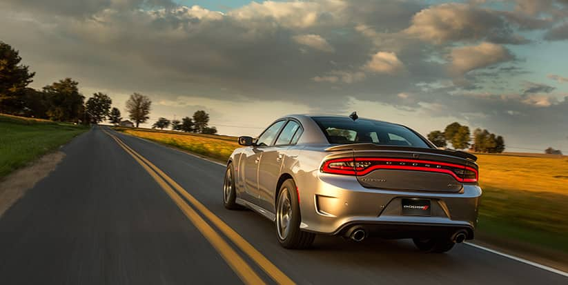 2016 Dodge Charger SRT 392 Rear View