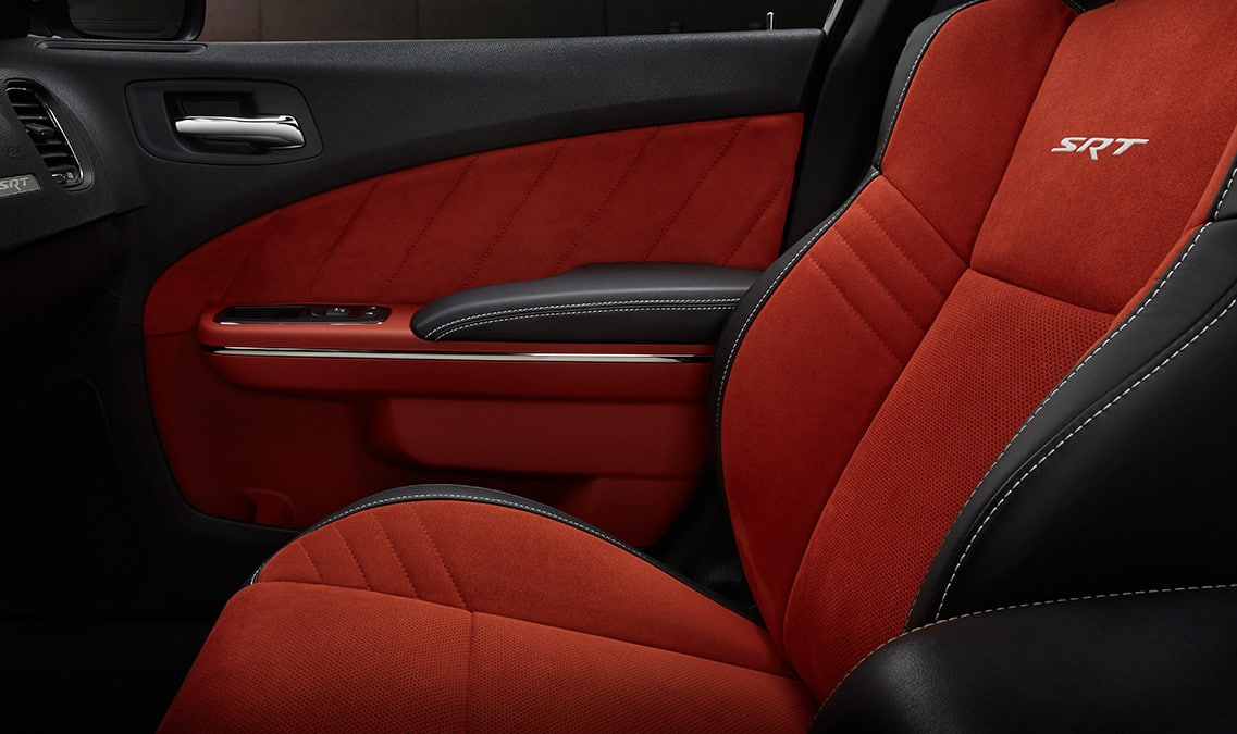 2016 Dodge Charger SRT 392 Leather Seats