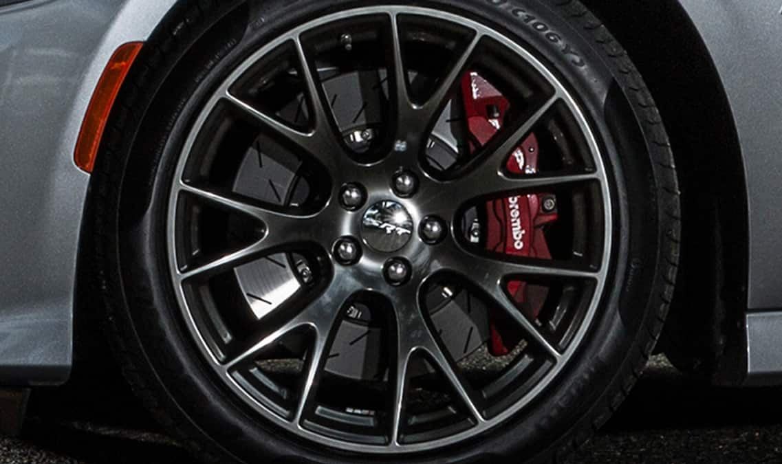 2016 Dodge Charger SRT 392 Brembo Brakes
