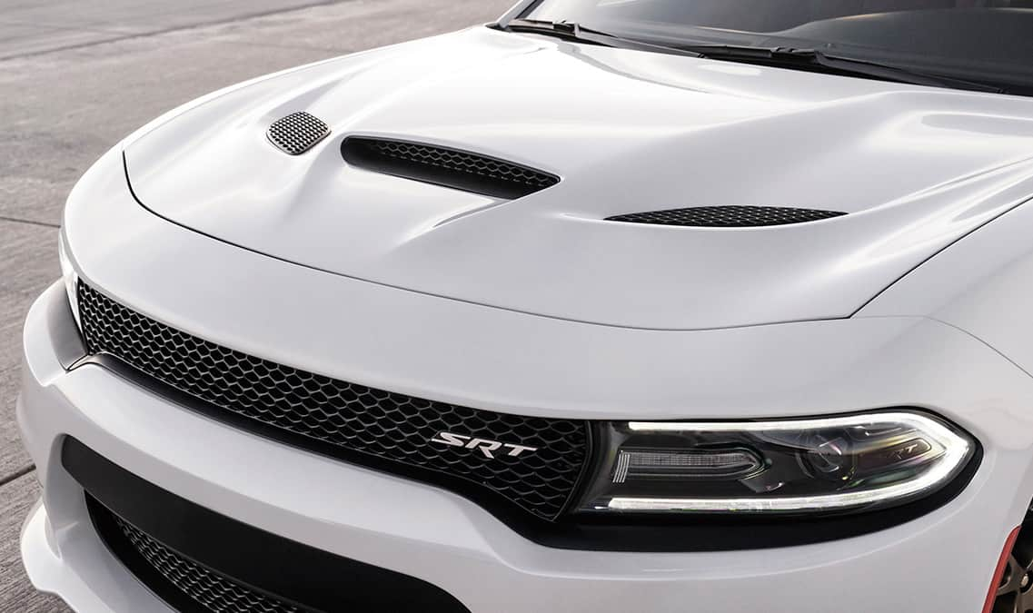2016 Dodge Charger SRT Hellcat Hood