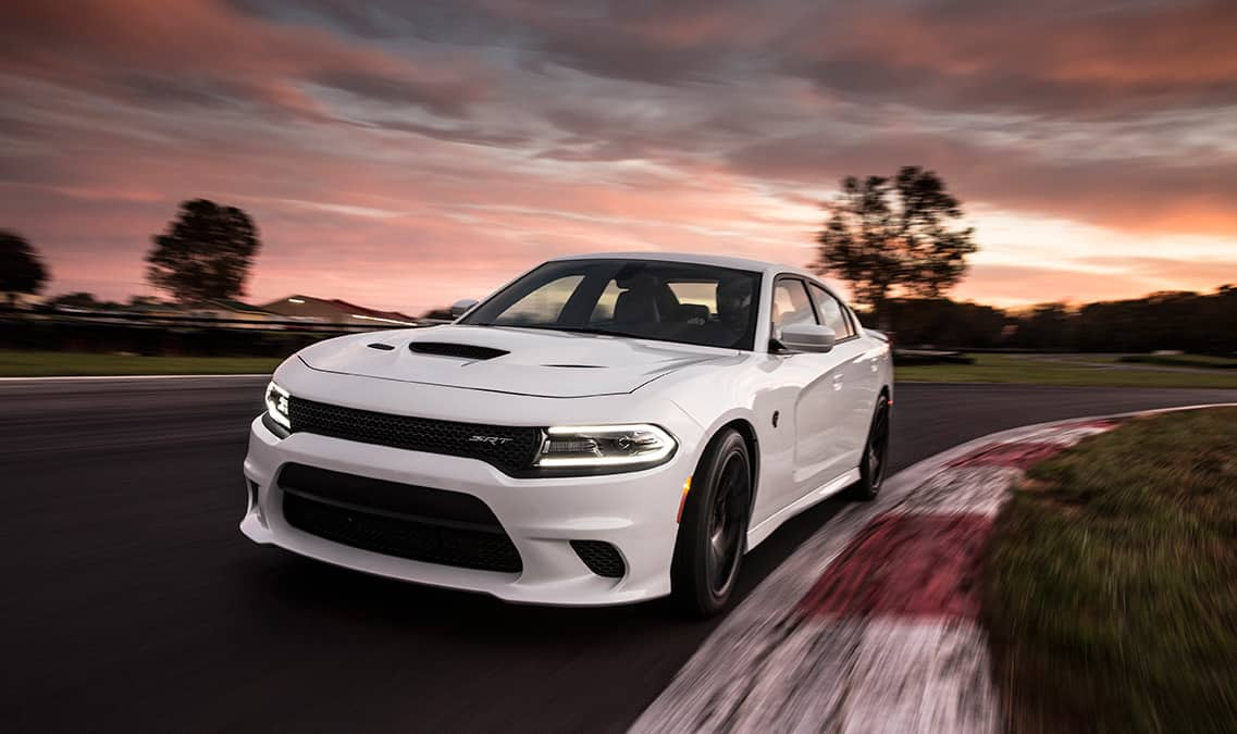 2016 Dodge Charger SRT Hellcat Performance Steering