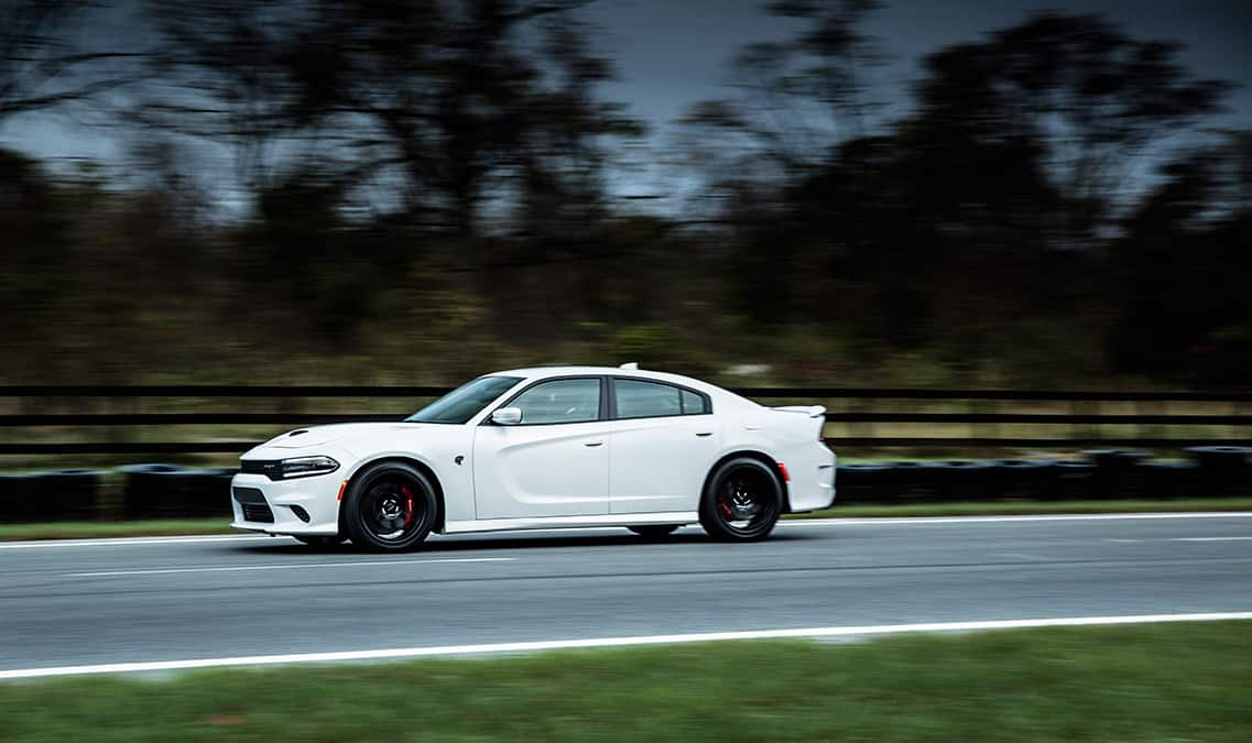 2016 Dodge Charger SRT Hellcat Suspension
