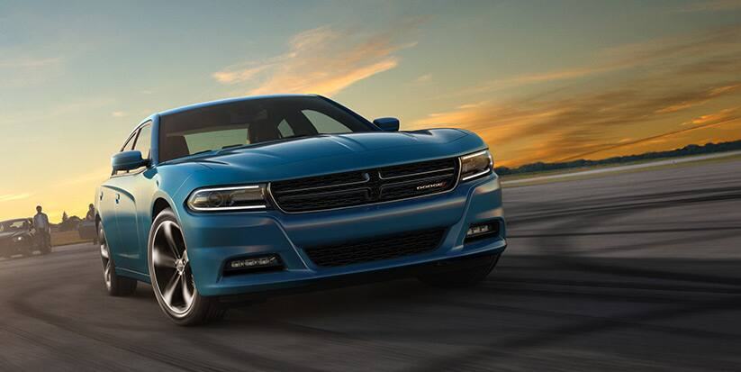 2016 Dodge Charger SXT Front View