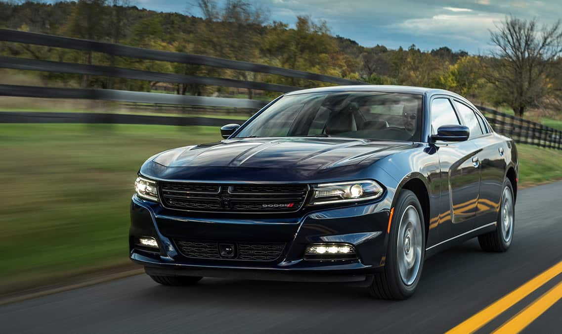 2016 Dodge Charger SXT AWD Hill Start Assist