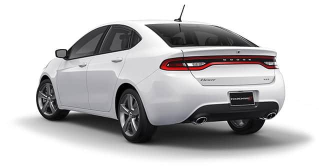 2016 Dodge Dart Bold Exterior Features