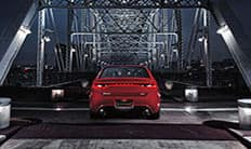 2016 Dodge Dart LED Racetrack Taillamp