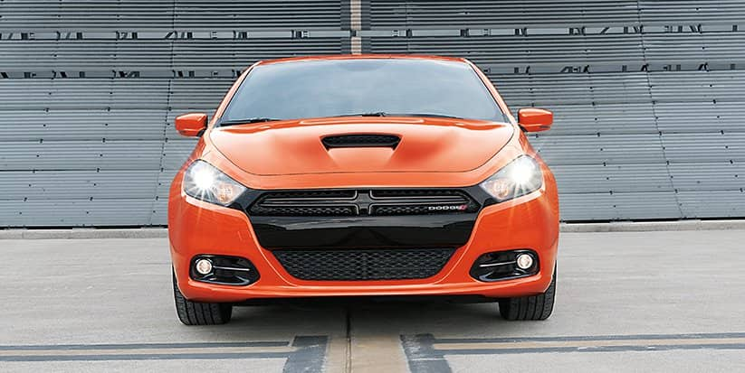 2016 Dodge Dart GT Front View