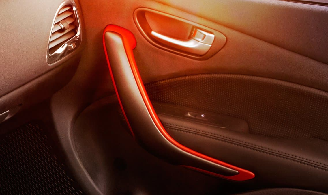 2016 Dodge Dart GT Soft Touch Door