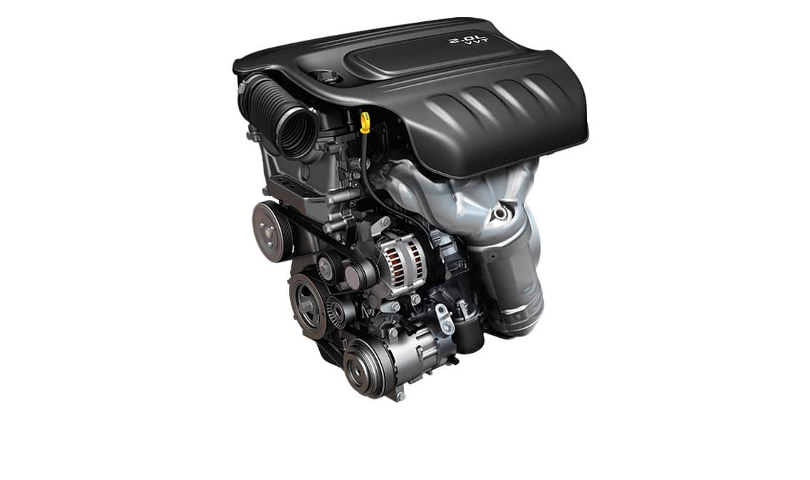 2016 Dodge Dart GT Tigershark Engine