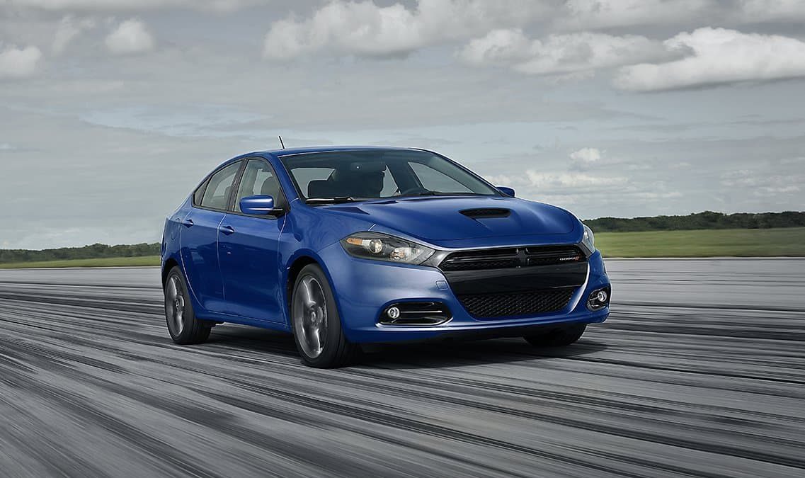 2016 Dodge Dart GT Electronic Roll Mitigation