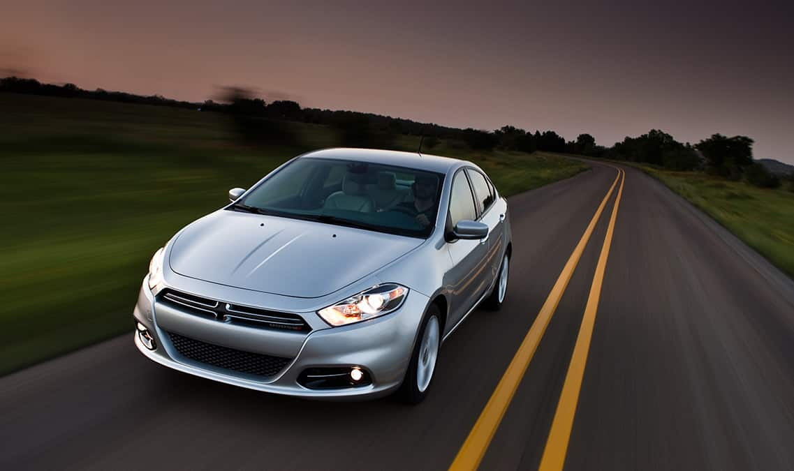 2016 Dodge Dart Limited Transmission
