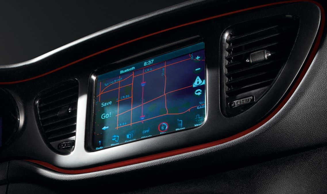 2016 Dodge Dart Limited Uconnect