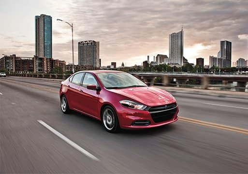 2016 Dodge Dart SE Rallye Apperance Group