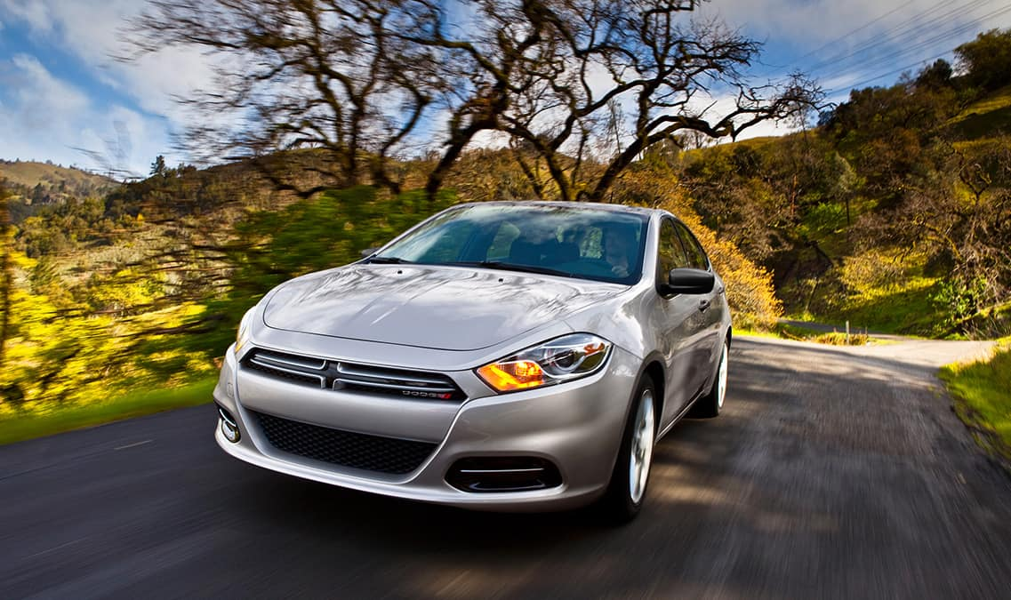 2016 Dodge Dart SE Electronic Stability Control