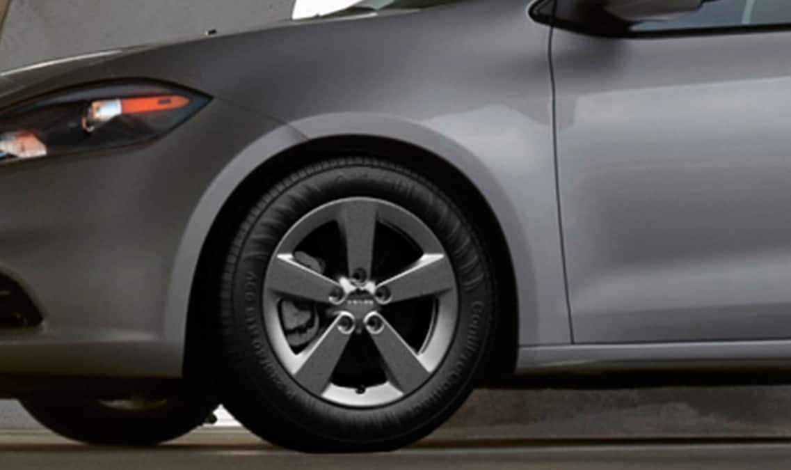 2016 Dodge Dart SXT Wheels