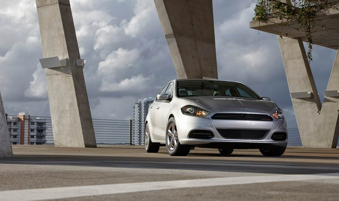 2016 Dodge Dart SXT Electronic Stability Control