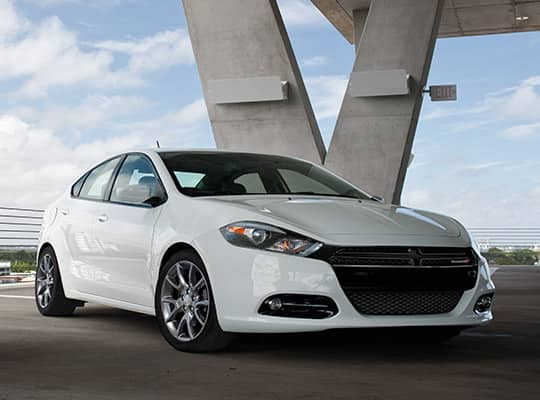 2016 Dodge Dart Cold Weather Package