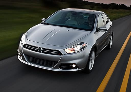 2016 Dodge Dart Warranty