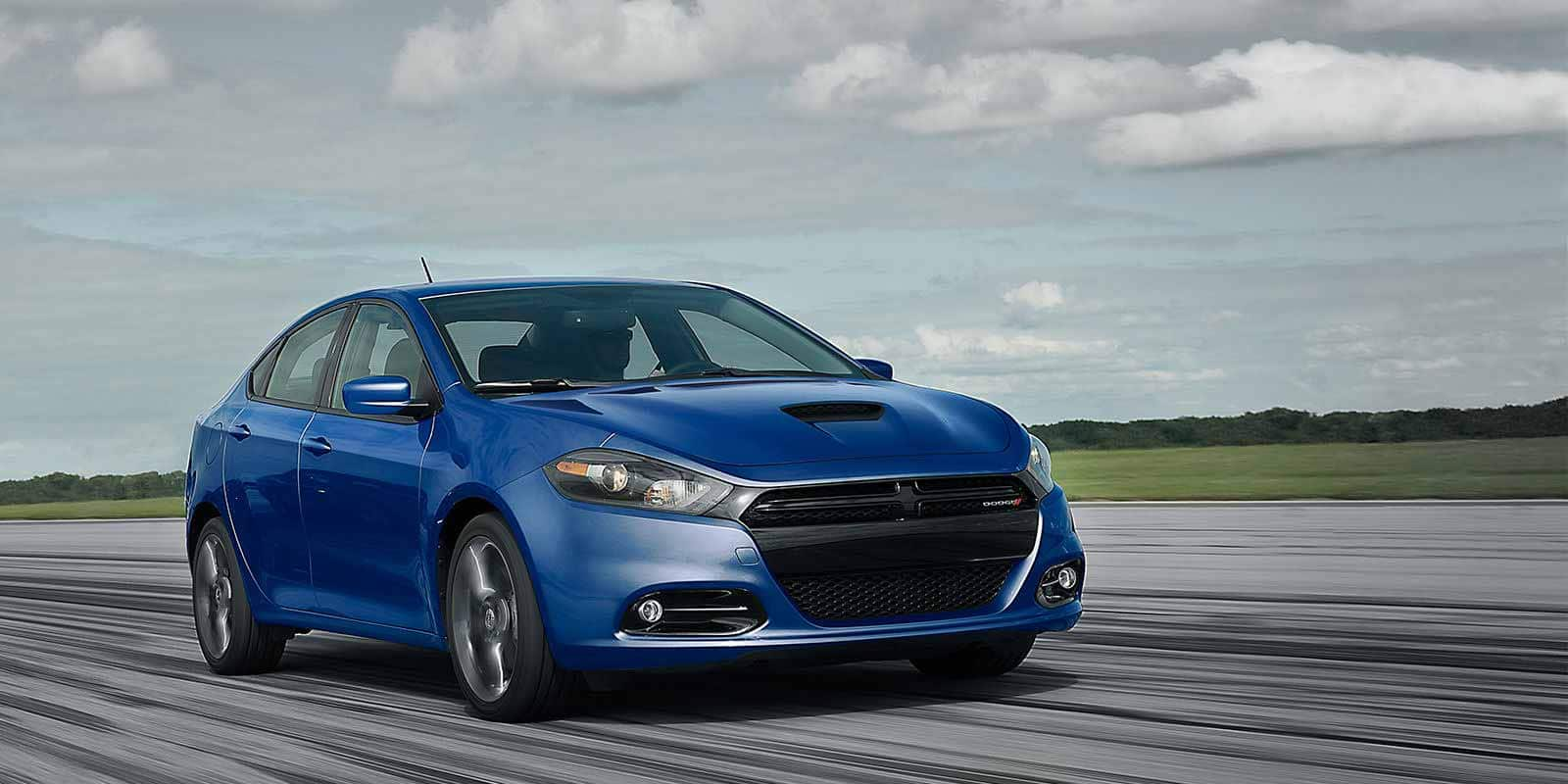 2016 Dodge Dart Accident Avoidance