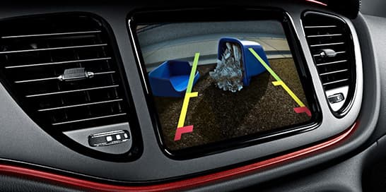 2016 Dodge Dart Rear Backup Camera