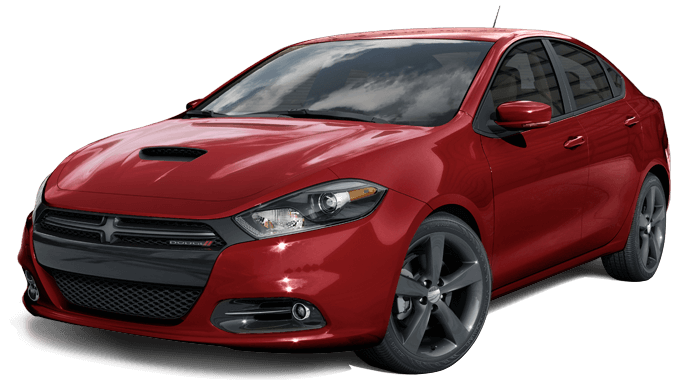 2016 Dodge Dart Redline Red