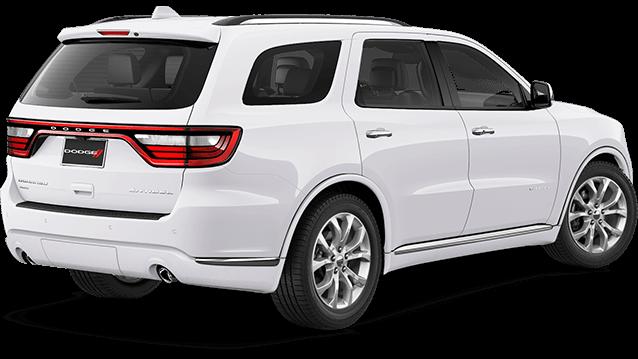 2016 Dodge Durango  Modern Exterior Features
