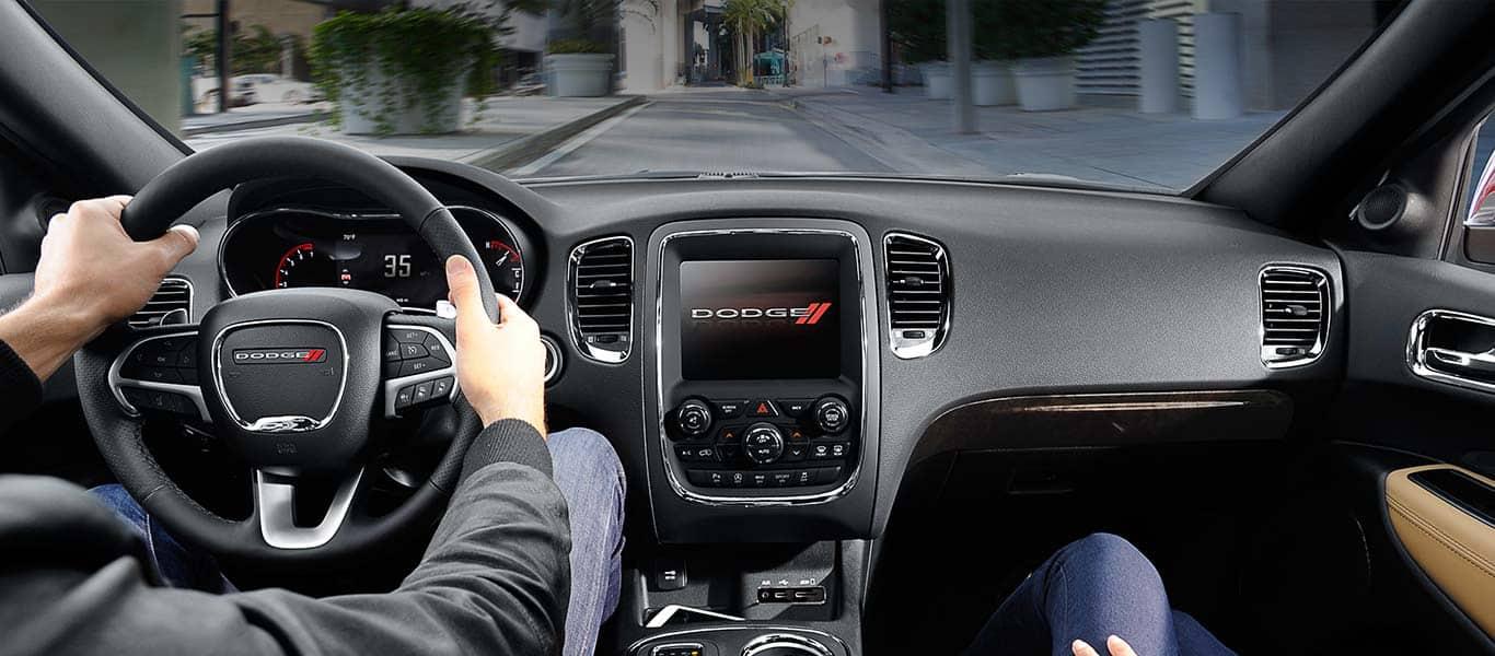 2016 Dodge Durango Luxury Interior Features