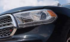 2016 Dodge Durango HID Headlamps