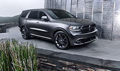 2016 Dodge Durango Side View